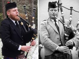 MacDougalls gathering on new CD / Pipers' Tryst hours
