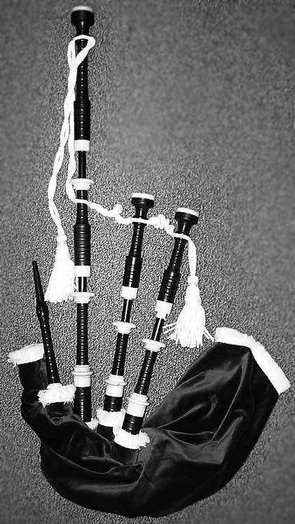 Tom Dingwall's MacPhee pipes