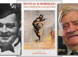 Dr Jack Taylor reviews 'Binneas is Boreraig'