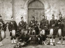 Breadalbane Pipe Band – possibly the oldest known civilian pipe band.