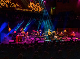 Celtic Connections going digital for 2021 / Kids with Cancer concert pay-per-view