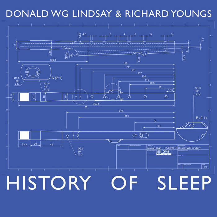 History of Sleep cover