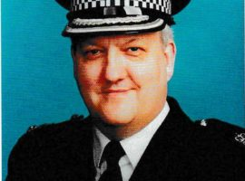 John Wilson: pounding the beat as policeman and piper