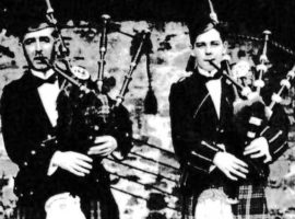 Great pipers Angus knew – and the day G. S. completed 'Mrs MacPherson'