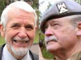 Dr. Peter Cooke, 1930-2021 / Pipe Major Anthony James Crease BEM, 1948-2021