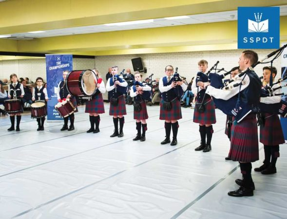 Scottish Schools Championships is on – and online