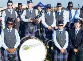 S. A. confirms no pipe band season for 2021