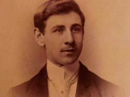 Famous pipers: J. D. Ross Watt
