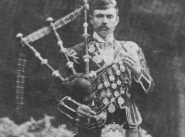 The MacRae pipers of Harris, part 1