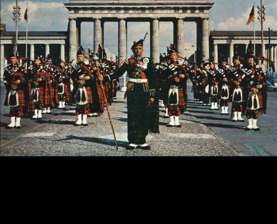 A record of pipers and piping in The King's Own Scottish Borderers