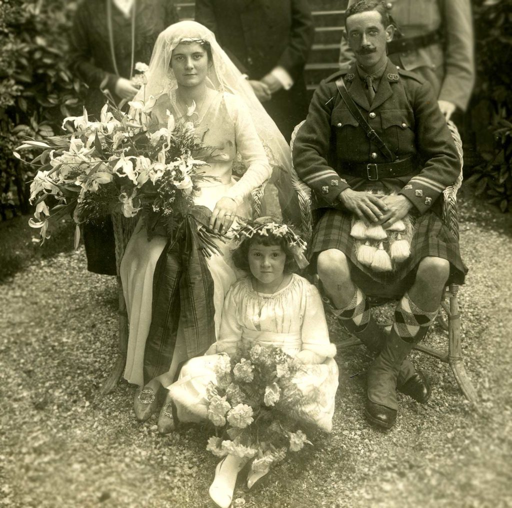 This image has an empty alt attribute; its file name is Maclean-wedding-1918-1024x1016.jpg