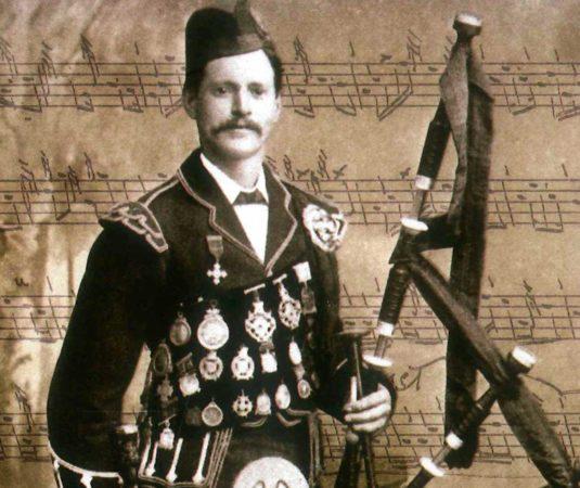 Scots village remembers historic regiment