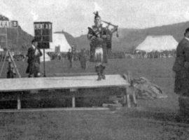 The history of the Argyllshire Gathering, part 9