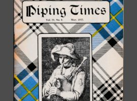 The treasure-house of the Piping Times