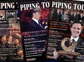A delve into the treasure trove of Piping Today