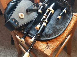 Gordon's smallpipes sold / Canadian online results