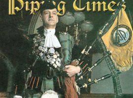 Famous pipers: John D. Burgess