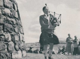 Some memories of a 'Penny-and-a-Piobaireachd', 63 years on