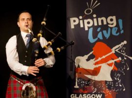 Full programme for Piping Live! unveiled as tickets for in-person shows go on sale
