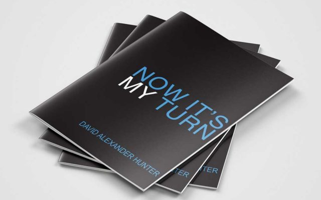 Dan Nevans reviews Davie Hunter's 'Now It's My Turn' collection