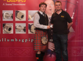 McCallum sponsors 'Gillies' and 'Duncan' at Piping Live! / Highland games optimism / Jim steps down at PDQB