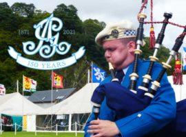 Argyllshire Gathering's 150th anniversary: draw and prize money