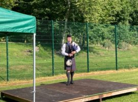 Leask takes A Grade March at Oban; Liddell S&R