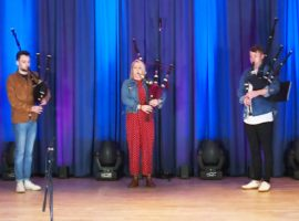 Michael Grey reviews the Silver Chanter and RCS showcase