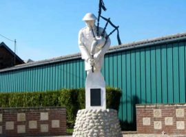 Piper's Memorial anniversary to be marked next summer / Roddy's recital on Lewis