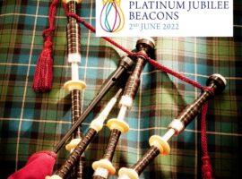 Queen's jubilee: win a set of Stuart Liddell's pipes