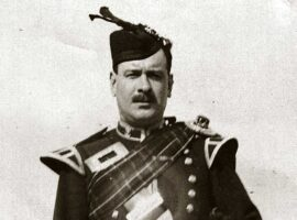 Famous pipers: Willie Gray