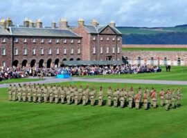 Fort George rumours scotched / Judges for Balmoral comp. / COVID-19 booster jag rollout …