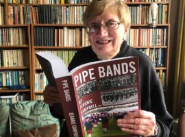 Jeannie 'overwhelmed' at response to book / Roddy's recital postponed